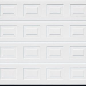 Garador Woodgrain Georgian Sectional Garage Door