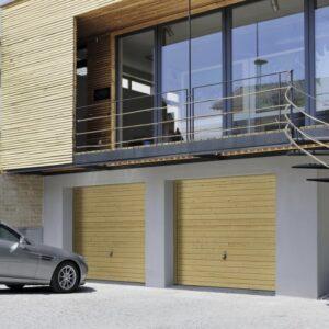 Retractable Garage Doors