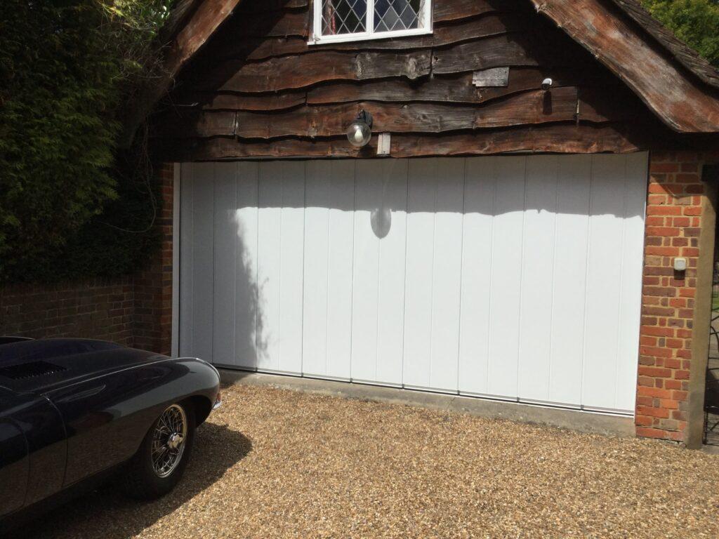 Hormann Sliding Sectional Garage Door