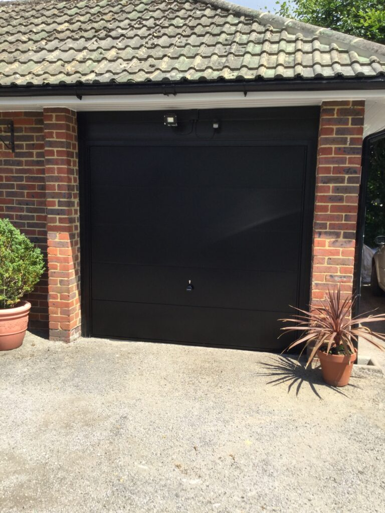 Hormann Sectional Garage Door LPU67