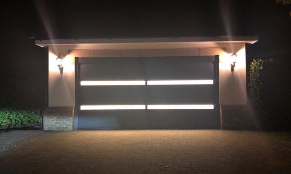 Ryterna Slim-Line Sectional Garage Door