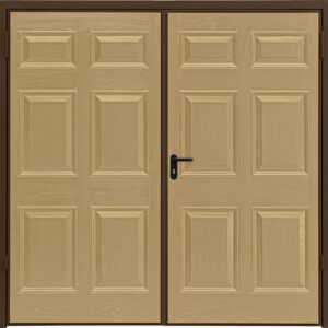 Garador Kenmore GRP Side Hinged Garage Door