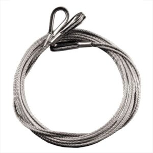 Garador Mk3c Stainless Steel Cables