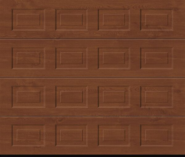 Garador Timber Effect Georgian Sectional Garage Door