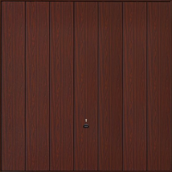 Rosewood Garador Sherwood Garage Door
