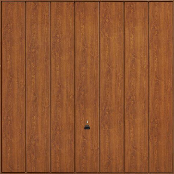 Golden Oak Garador Sherwood Garage Door