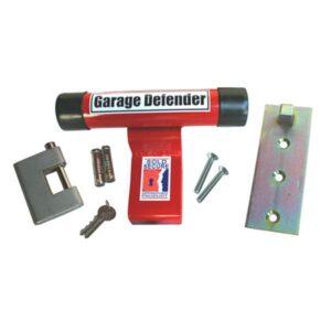 Garage Door Defender - Red